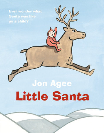 Little Santa board book