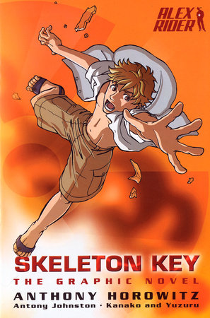 Skeleton Key: the Graphic Novel