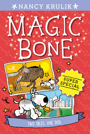 Super Special: Two Tales, One Dog
