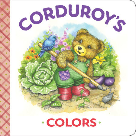 Corduroy's Colors