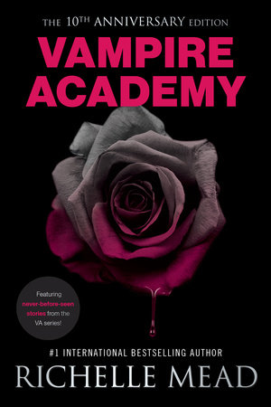 Vampire Academy 10th Anniversary Edition
